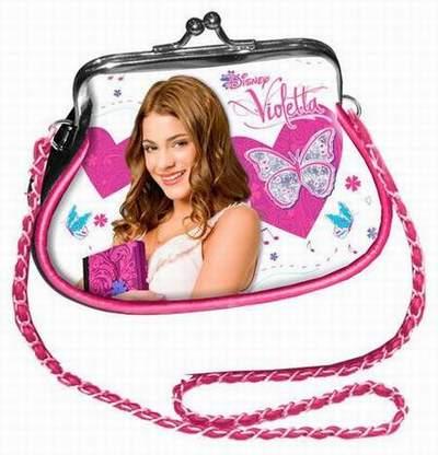 Sac d 39 ecole violetta pas cher sac violetta carrefour sac - Violetta a colorier ...